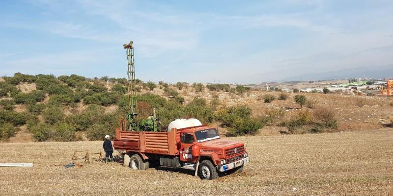 Arz Jeolojik Hizmetler Mühendislik San Tic Ltd Şti