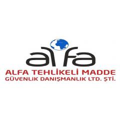 Alfa Tmgdk Antalya Tehlikeli Madde Güvenlik Danışmanlık