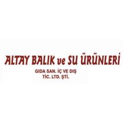 Altay Balık ve Su Ürünleri Gıda Tic Ltd Şti