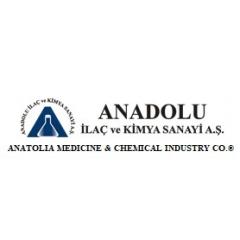Anadolu İlaç ve Kimya Sanayi A.Ş.