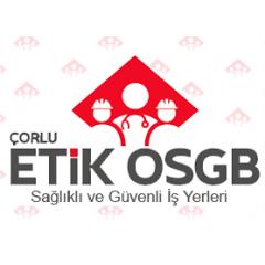 Çorlu Etik Osgb Hizmetleri Tic Ltd Şti