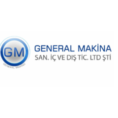 General Makina San Iç ve Dış Tic Ltd Şti